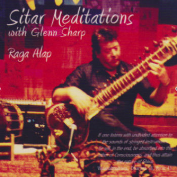 Sitar Meditations - Raga Alap cover art