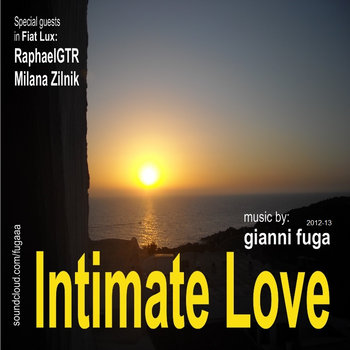 Intimate Love cover art