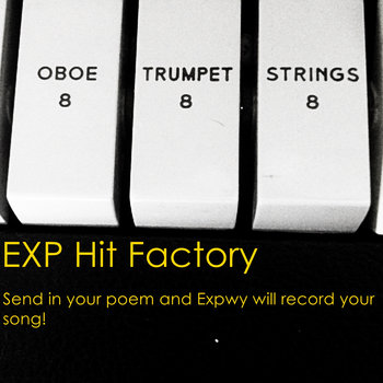 EXP Hit Factory cover art