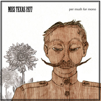 per mush for mono cover art