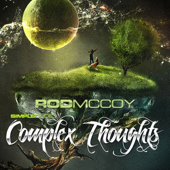 Simple Dude, Complex Thoughts cover art
