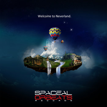 Welcome to Neverland V/A Compilation cover art