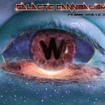 Galactic Cannibalism cover art