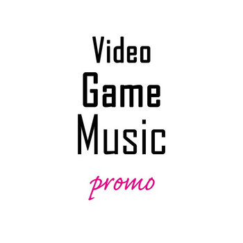 Video Game Music Promo cover art