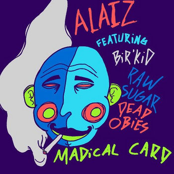 MADical Card [Prod by Dr. MaD] (CD Single) cover art