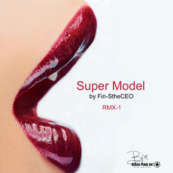 FIN-S - SUPER MODEL cover art