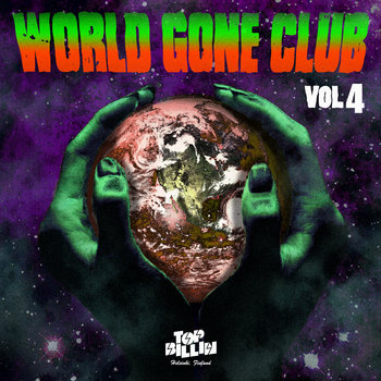 World Gone Club Vol. 4 cover art