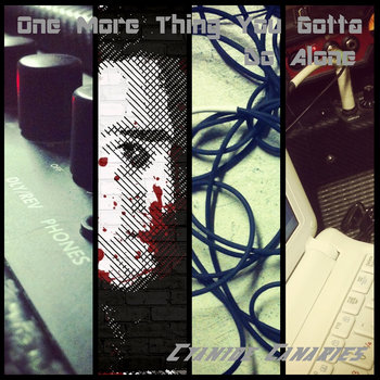 One More Thing You Gotta Do Alone cover art