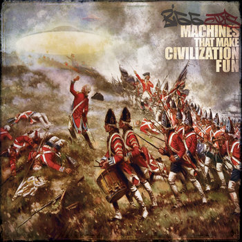 Bigg Jus - Machines That Make Civilization Fun cover art
