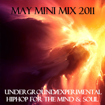 May mini mixes 2011 cover art