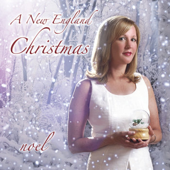 A New England Christmas cover art