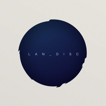 LAN DISC cover art