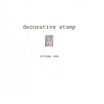 Decorative Stamp - Volume One cover art