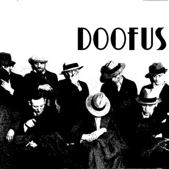 Doofus cover art
