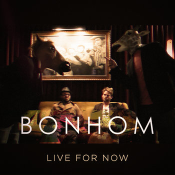Live For Now cover art