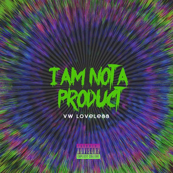 I AM NOT A PRODUCT EP cover art