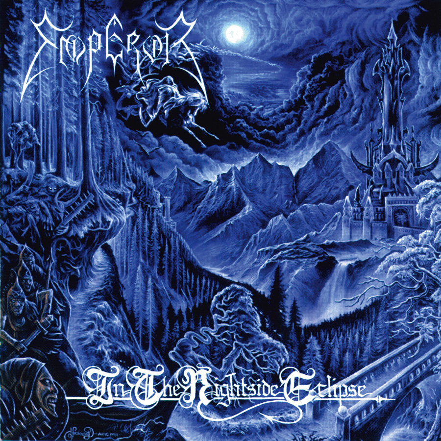 Emperor - In the Nightside Eclipse (Reissue 2004)