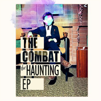 The Haunting EP cover art