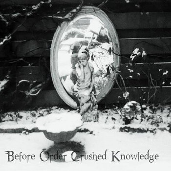Before Order Crushed Knowledge cover art