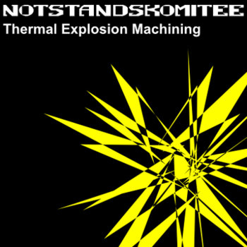 Thermal Explosion Machining cover art