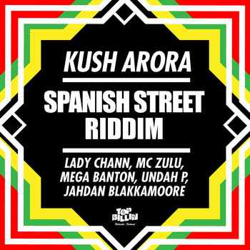 Spanish Street Riddim cover art