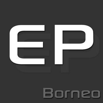 BORNEO EP cover art
