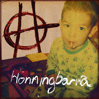 Honningbarna cover art