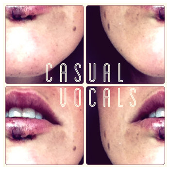 casual vocals cover art