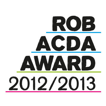 Finalisten Rob Acda Award 2012​/​2013 cover art