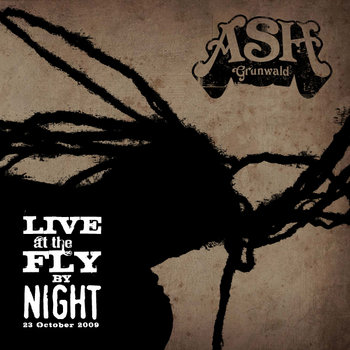Live at the Fly By Night cover art
