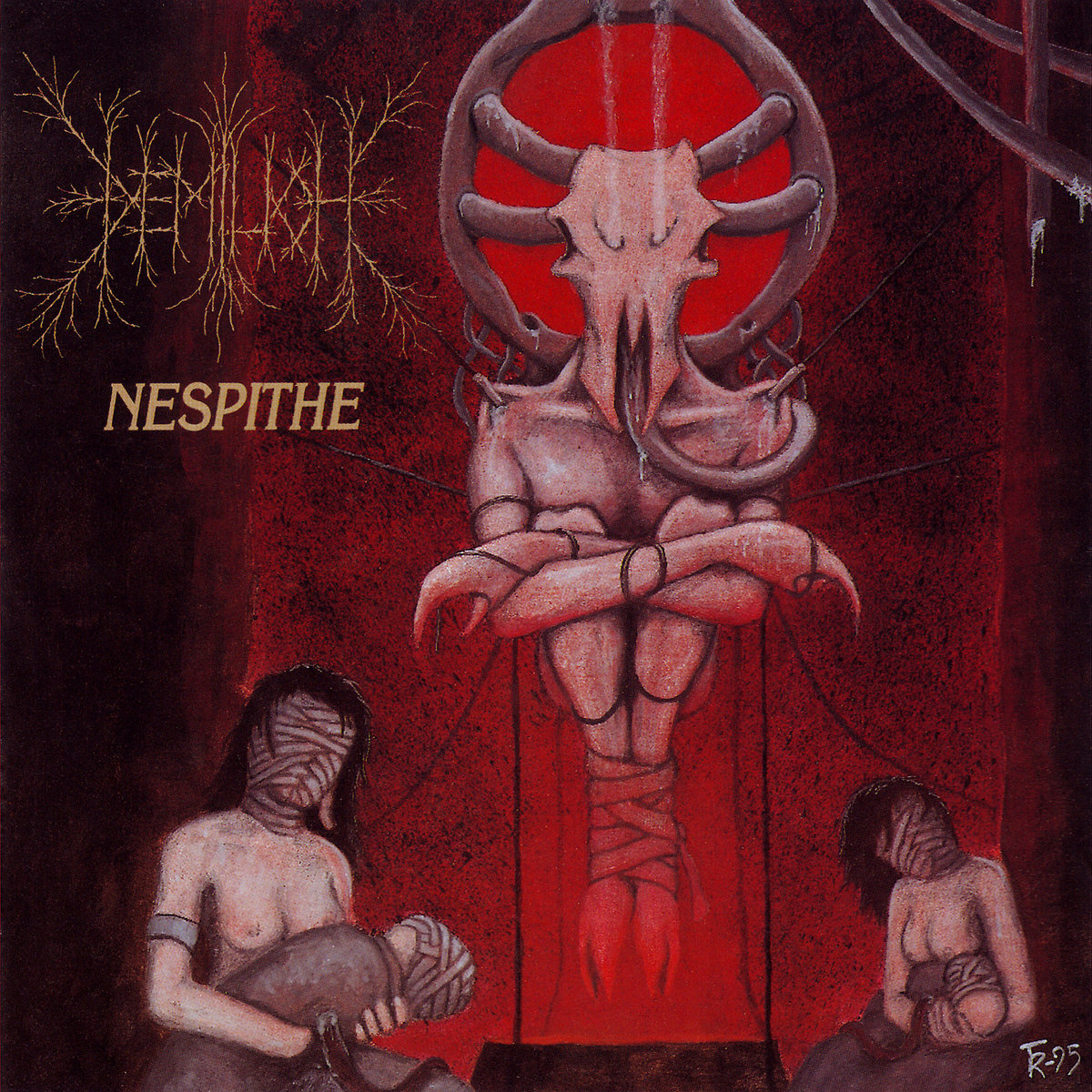 Demilich - Nespithe (Remastered 2009)