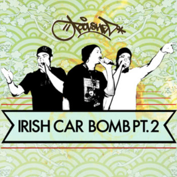 Irish Car Bomb Pt 2 maxi-single cover art