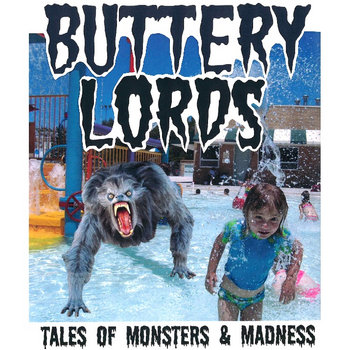 Monsters &amp; Madness cover art