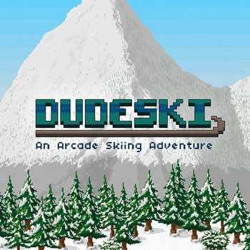 Dudeski OST cover art