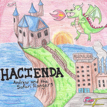Hacienda cover art