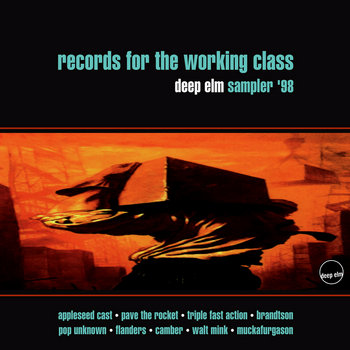 Sampler 1: Records For The Working Class cover art