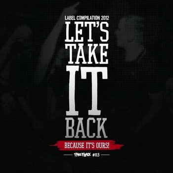 Let's Take It Back cover art