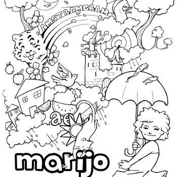Marijo – Quand il pleut… il mouille en masse!
