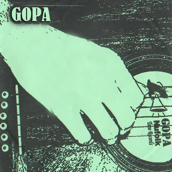 &quot;Gopa&quot; cover art