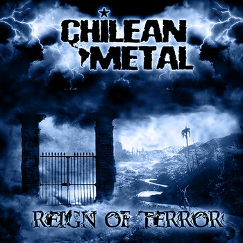 Reign Of Terror cover art