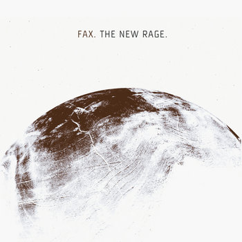 Fax / The New Rage IGC001 cover art