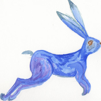 Blue Hare cover art