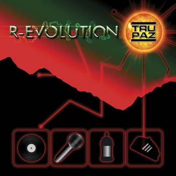 R-Evolution cover art