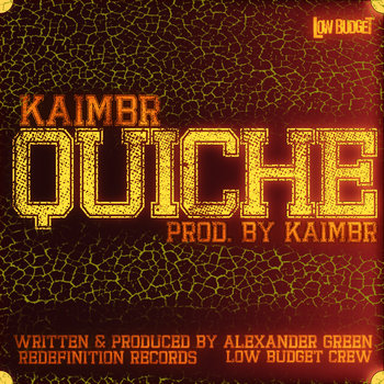 Kaimbr - Quiche (prod. by Kaimbr) cover art