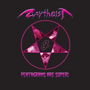 Pentagrams Are Super! cover art