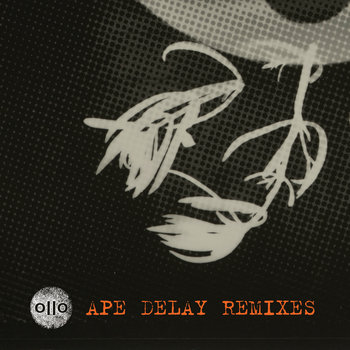 Ape Delay Remixes cover art