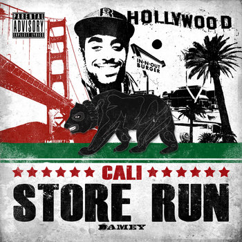 STORERUN;CALI cover art