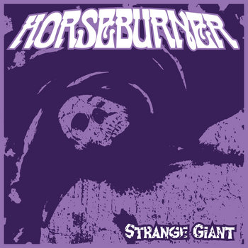Strange Giant cover art