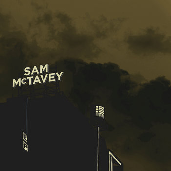 Sam McTavey EP cover art