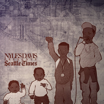 Seattle Times cover art